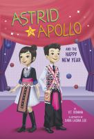 Cover image for Astrid & Apollo and the happy New Year