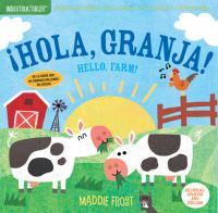Cover image for Hola, granja! = Hello, farm!