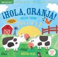 Cover image for Hola, granja! = Hello, farm!