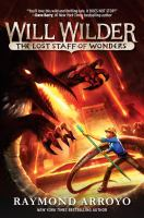Cover image for The lost staff of wonders