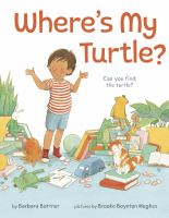Cover image for Where's my turtle?