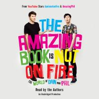 Cover image for The amazing book is not on fire the world of Dan and Phil