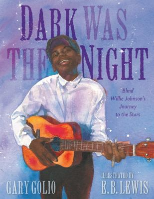 Cover image for Dark was the night