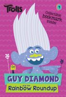 Cover image for Guy Diamond and the rainbow roundup