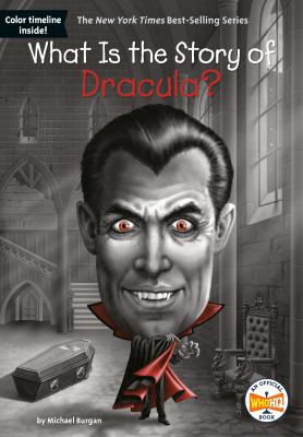 Cover image for What is the story of Dracula?