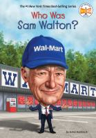 Cover image for Who was Sam Walton?