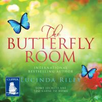 Cover image for The butterfly room