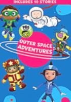 Cover image for Outer space adventures