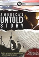 Cover image for America's untold story