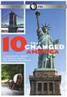 Cover image for 10 that changed America season 2