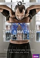 Cover image for The amazing human body