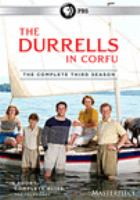Cover image for The Durrells in Corfu The complete third season