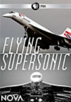 Cover image for Flying supersonic