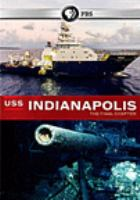 Cover image for USS Indianapolis the final chapter