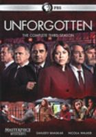 Cover image for Unforgotten The complete third season