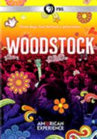 Cover image for Woodstock three days that defined a generation