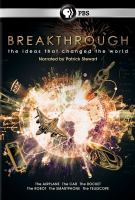 Cover image for Breakthrough The ideas that changed the world
