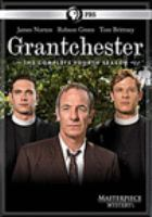 Cover image for Grantchester The complete fourth season