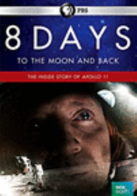 Cover image for 8 days to the moon and back