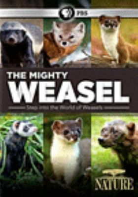 Cover image for The mighty weasel