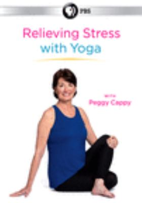 Cover image for Relieving stress with yoga