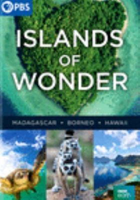 Cover image for Islands of wonder
