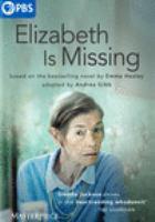 Cover image for Elizabeth is missing