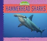 Cover image for Hammerhead sharks