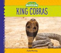 Cover image for King cobras