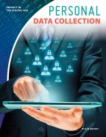 Cover image for Personal data collection