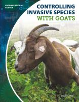 Cover image for Controlling invasive species with goats