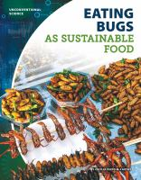 Cover image for Eating bugs as sustainable food
