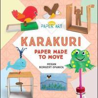 Cover image for Karakuri : paper made to move