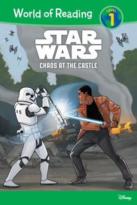 Cover image for Star Wars : chaos at the castle