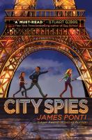 Cover image for City spies