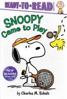 Cover image for Snoopy came to play