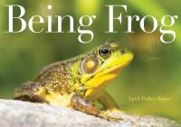 Cover image for Being frog