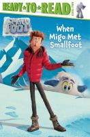Cover image for When Migo met Smallfoot