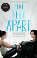 Cover image for Five feet apart