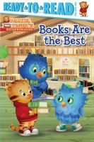 Cover image for Books are the best