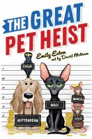 Cover image for The great pet heist
