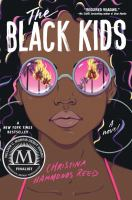 Cover image for The black kids