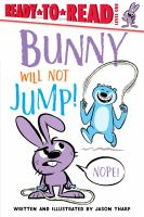 Cover image for Bunny will not jump