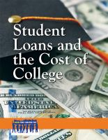 Cover image for Student loans and the cost of college