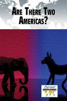 Cover image for Are there two Americas?