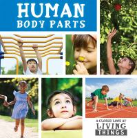Cover image for Human body parts