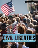 Cover image for Civil liberties the fight for personal freedom