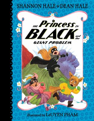 Cover image for The Princess in Black and the giant problem