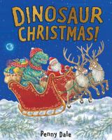 Cover image for Dinosaur Christmas!