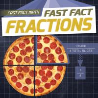 Cover image for Fast fact fractions